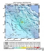 Shallow M6.0 earthquake hits Kermanshah, killing at least 3 people and injuring over 300, Iran