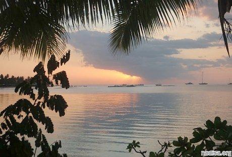 У берегов Фиджи произошло землетрясение магнитудой 5,9