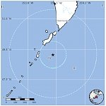 Shallow M6.0 earthquake hits Kuril Islands region, Russia
