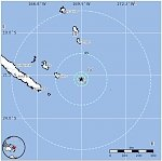 Series of strong earthquakes near Loyalty Islands, New Caledonia
