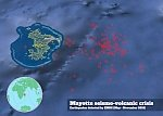 Seismic waves near Mayotte characteristic of volcanic phenomena