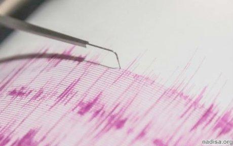 У берегов Чили зарегистрировано землетрясение магнитудой 5,3