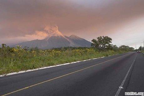 В Гватемале «взбунтовался» вулкан Фуэго, проводится эвакуация