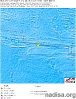 Strong and shallow M6.3 earthquake southeast of Easter Island