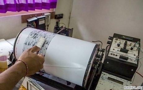 Землетрясение магнитудой 5,5 произошло у берегов Индонезии