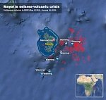 Large number of dead fish, sulfur smell reported, Mayotte seismo-volcanic crisis intensifies