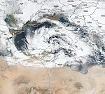 Seven killed as powerful storm brings heavy rain and snow to Algeria and Tunisia