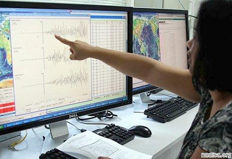 У берегов Филиппин зарегистрировано землетрясение магнитудой 5,7