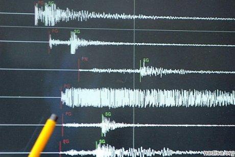У берегов Японии произошло землетрясение магнитудой 6,1