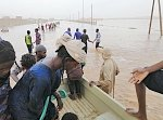 Major floods hit Libya, severe damage reported, 4 people killed and 2 500 displaced