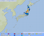 Strong and shallow M6.8 hits near the west coast of Honshu, Japan — tsunami advisories in effect