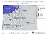 Colorado's snowpack explodes to 4 121 percent above normal after unexpected heavy summer snow