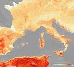 Record-breaking June heatwave affecting most of Europe