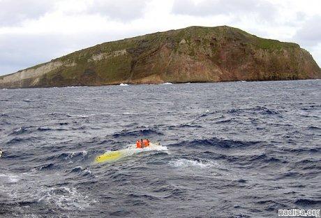 У берегов Новой Зеландии зарегистрировано землетрясение магнитудой 6,3