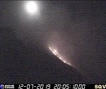 Intense eruptive activity continues at Stromboli volcano, Italy