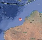 Strong and shallow M6.5 earthquake hits near the coast of Western Australia
