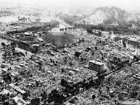 10 самых разрушительных землетрясений в истории