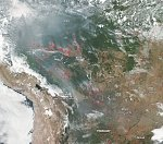 INPE: Record number of wildfires in Brazil's Amazon