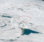 Strong eruption at Sheveluch volcano on August 29, ash to 10.3 km (34 000 feet) a.s.l., Russia