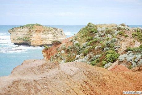 У Южных Сандвичевых островов произошло землетрясение магнитудой 6,6