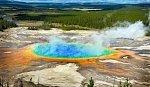 Возле вулкана Йеллоустоун зафиксировано 123 землетрясения за 28 дней