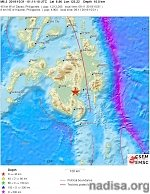 Another strong earthquake hits Mindanao — shallow M6.5, Philippines