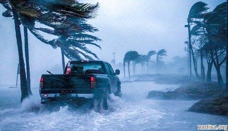 На Гавайи обрушились ливни, вызвав наводнения и перебои с электричеством