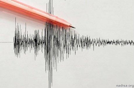 У берегов государства Тонга произошло землетрясение магнитудой 5,8