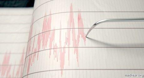 В Сибири случилось землетрясение