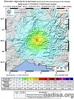 Unusually strong M5.4 earthquake hits France, injuring 4 peeople