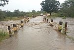 349 households destroyed by floods and landslides in Uganda