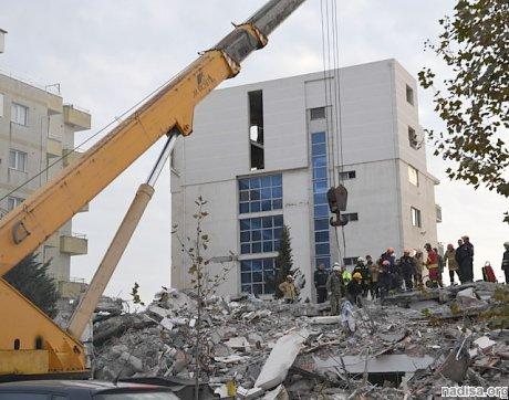 Подведены печальные итоги землетрясения в Албании