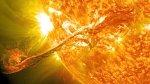 Ученые впервые зафиксировали магнитный взрыв на Солнце