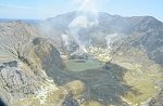 White Island volcano remains in an elevated state of unrest, New Zealand