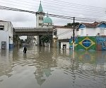 Severe floods hit Sao Paulo, Pinheiros river at highest level in 15 years, Brazil