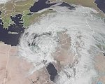 Violent cyclone hits Middle East, at least 21 dead in Egypt's worst storm in 40 years