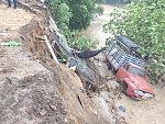 Torrential rains and hailstorms lash parts of Colombia, widespread flooding and damaging landslides reported