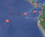Shallow M6.1 earthquake hits Central East Pacific Rise