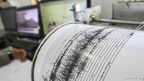 У Северных Курил произошло землетрясение магнитудой 5,5
