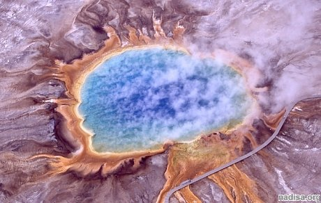Ученые открыли крупнейшее извержение вулкана Йеллоустоун