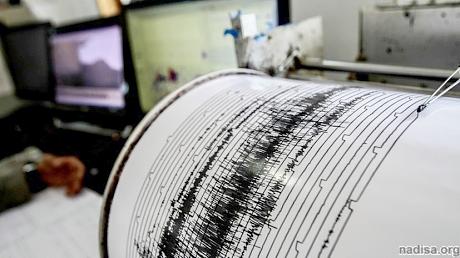На востоке Турции произошло землетрясение магнитудой 5,5