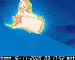 Another powerful explosion at Stromboli volcano, Italy
