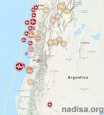 Shallow M6.1 earthquake hits near the coast of Maule, Chile